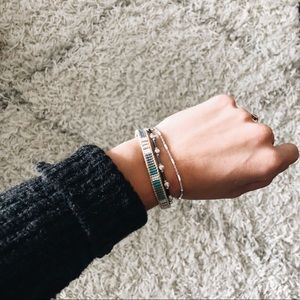 Stella & Dot Frieze Layered Bracelet